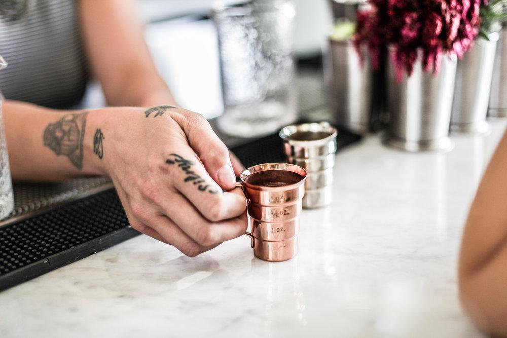 317 Copper and Silver Jigger at Bar.jpg