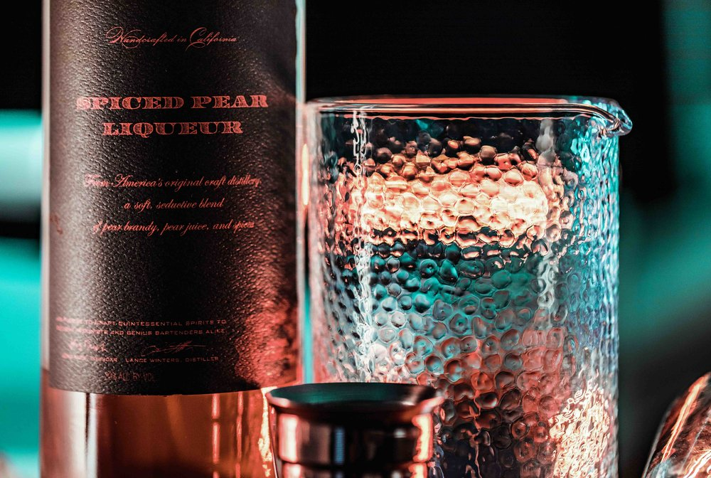 Schrage On Fire Cocktail with St George Spiced Pear Liqueur by Standard Spoon Barware.jpg