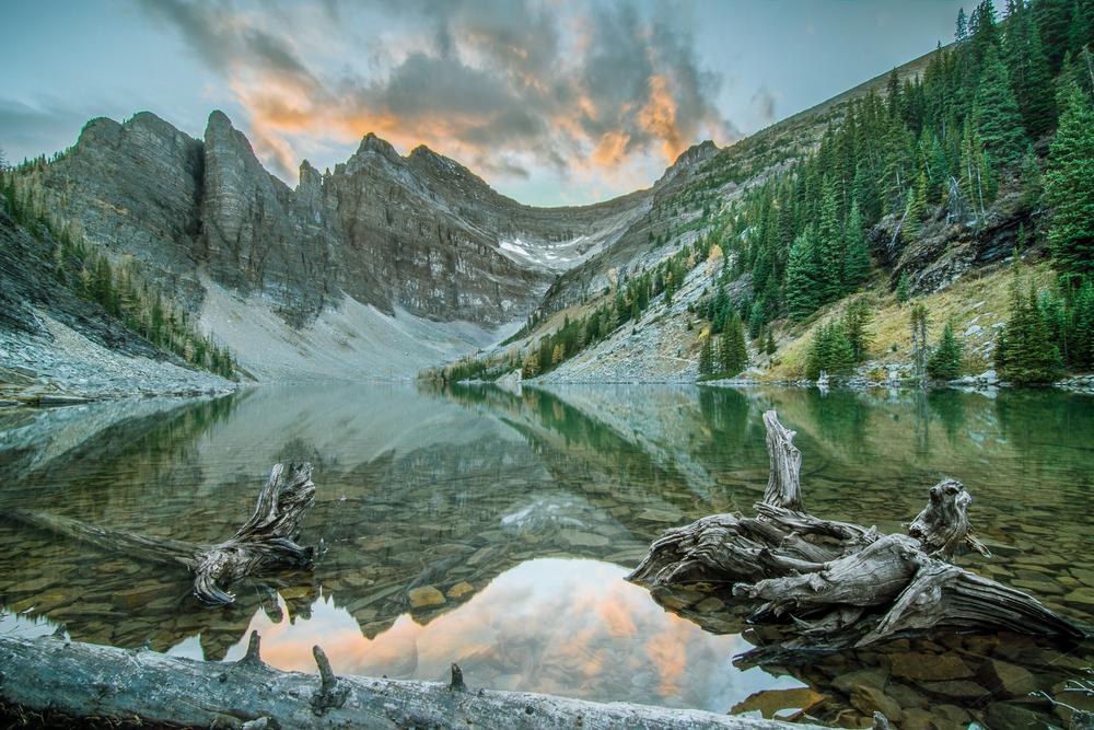 Lake Agnes - Banff Alberta, 2012