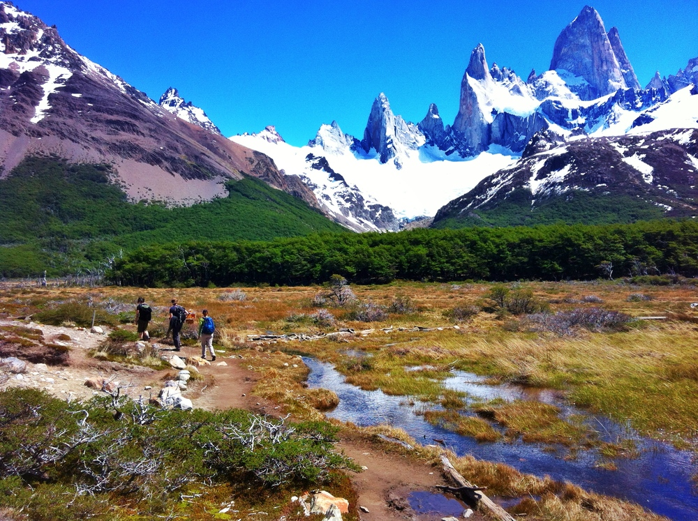 Monte Fitz Roy - Patagonia, 2012 iPhone 4