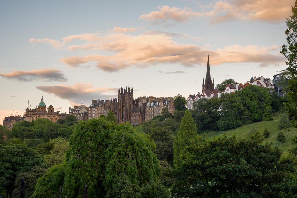 Edinburgh - Scotland, 2014