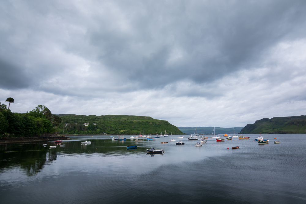 Portree, Isle of Skye - Scotland, 2014