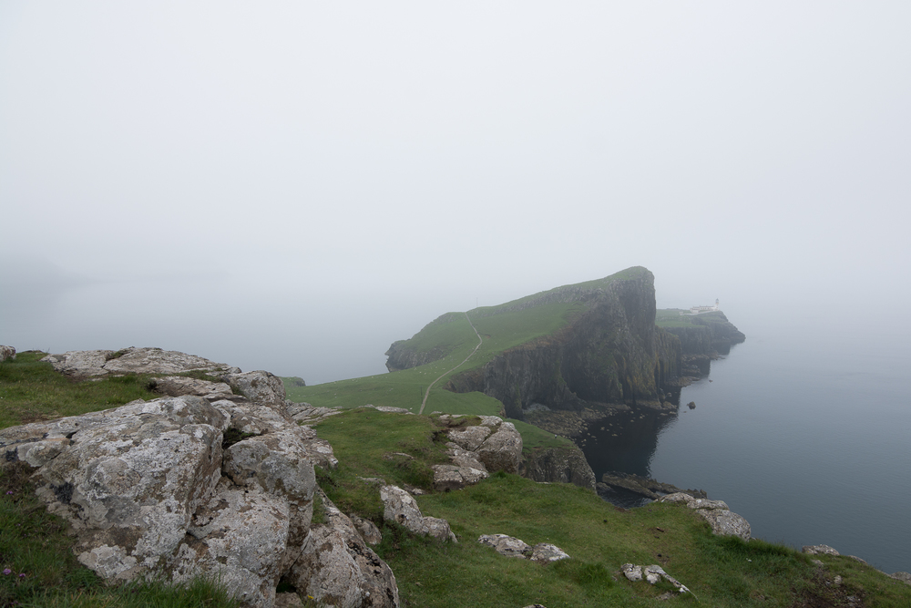 Neist Point Lighthouse, Isle of Skye - Scotland, 2014
