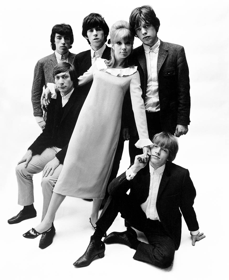Mary Quant & the Rolling Stones