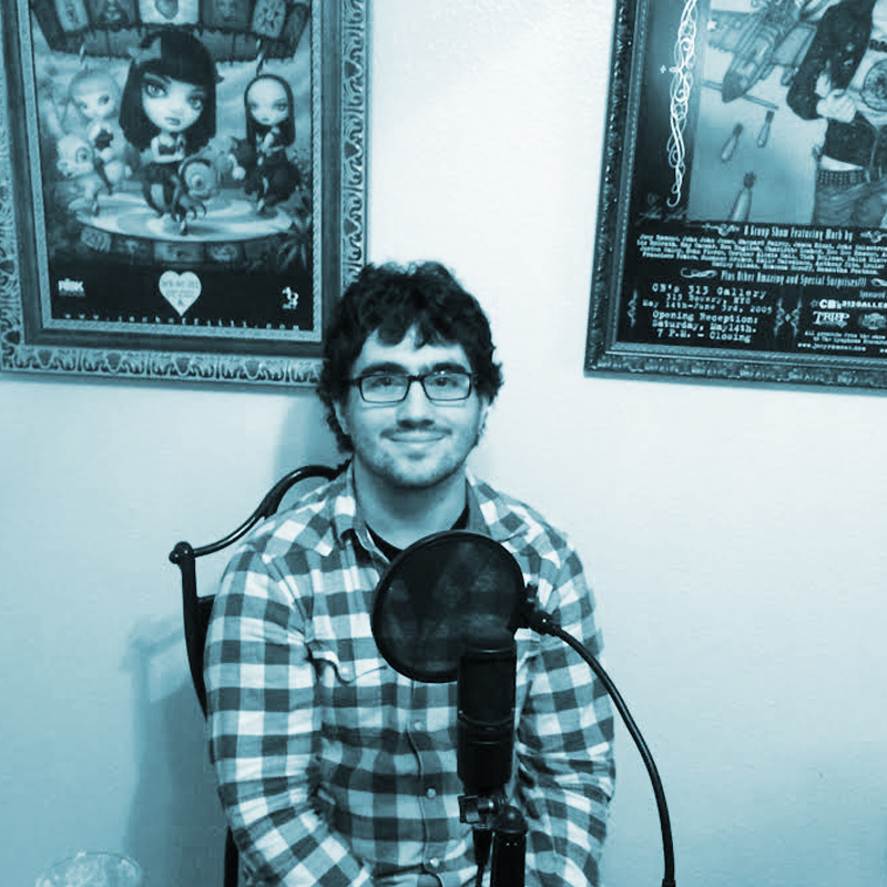 R.I.P. Michael PonTell - Michael PonTell, a bright and ambitious young writer, passed away on May 12, 2015, at the age of 23. Michael and Martin enjoyed a lively conversation about writing and the state of the publishing industry. Recorded on March 6, 2015.