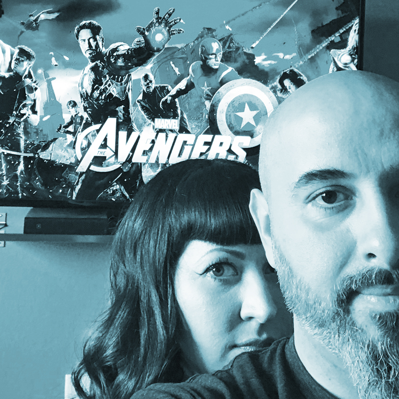 Marvel Cinematic Marathon (PHASE ONE) - Martin and Chanel embarked on an epic Marvel cinematic marathon! They re-watched 14 (of 18) Marvel Studios movies in preparation for Avengers: Infinity War. Starting with PHASE ONE, they re-watched Iron Man, Iron Man 2, Thor, Captain America: The First Avenger, and Marvel's The Avengers.