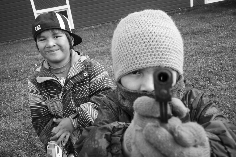 Enfants de Waswanipi