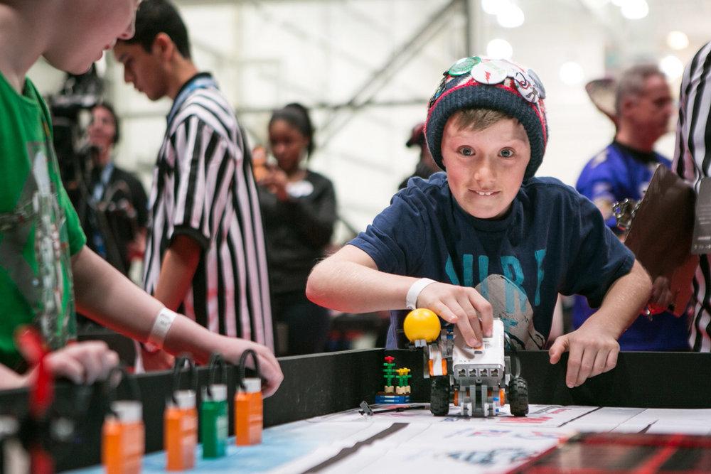 Festival de robotique - Montréal - 2013