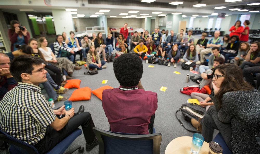 Evenement participatif