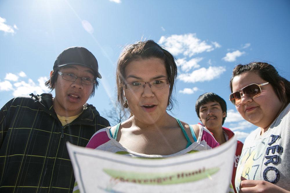 Seconde Leadership Conference - Waswanipi - 2013