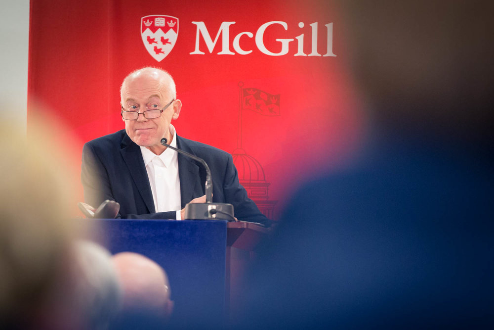 The 2014 Eakin Lecture by Michael Burgess