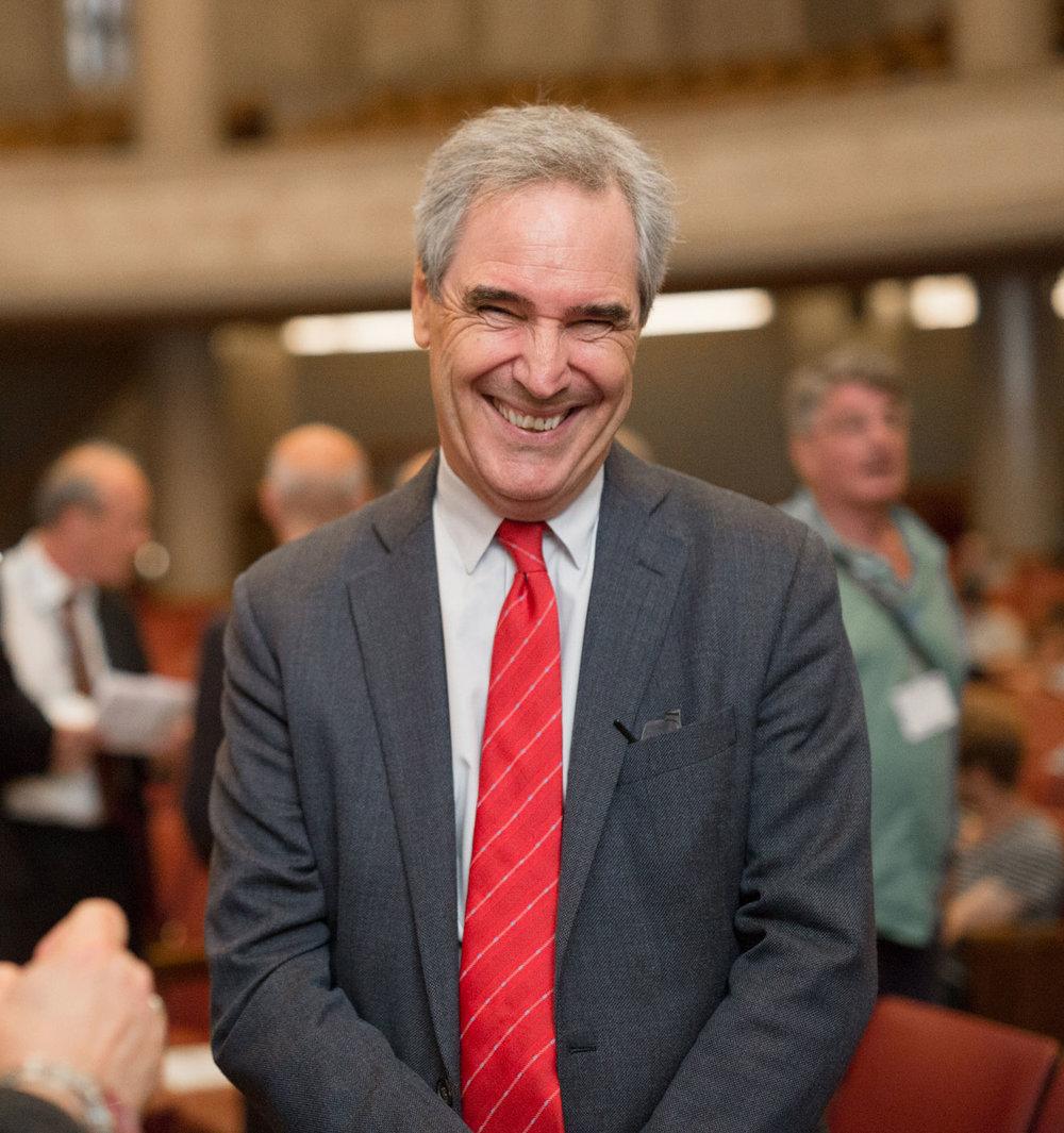 Michael Ignatieff à la conférence ECPR