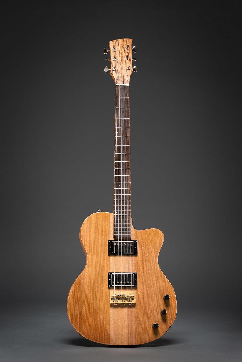 Guitare de Gabriel Valiquette-Savoie