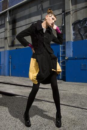 Photographer : Shoji Kobayashi Olive : Key Make-Up