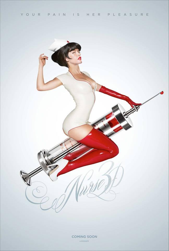 """""""Nurse 3D"""" Poster"""