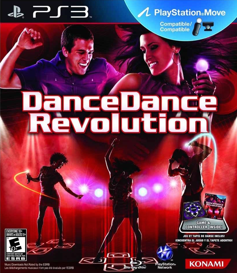 Dance Dance Revolution - PS3