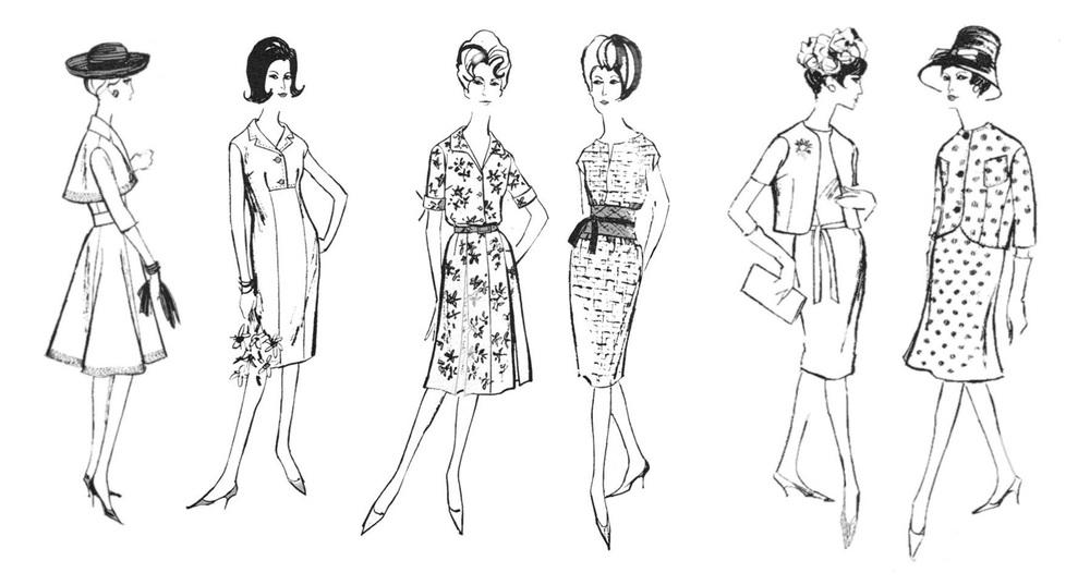 Fashion 1960s