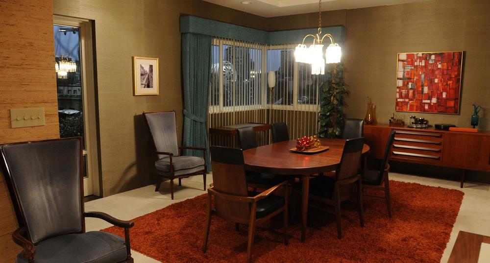 Draper's Dining Room