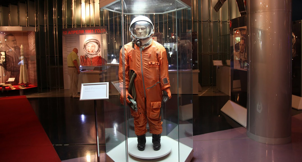 Cosmonaut Spacesuit