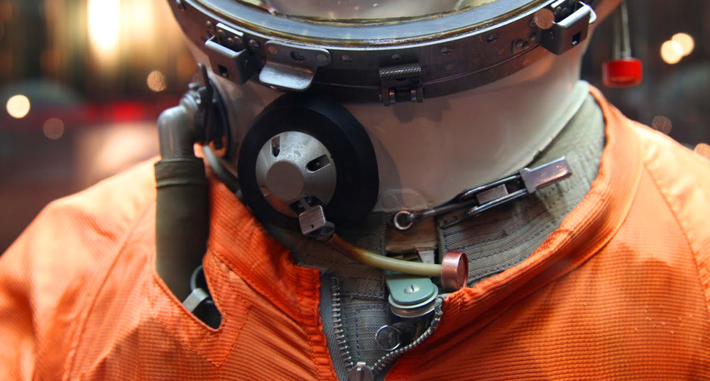 Spacesuit Detail