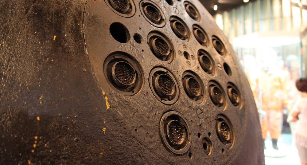 Vostok-1 Exterior Detail