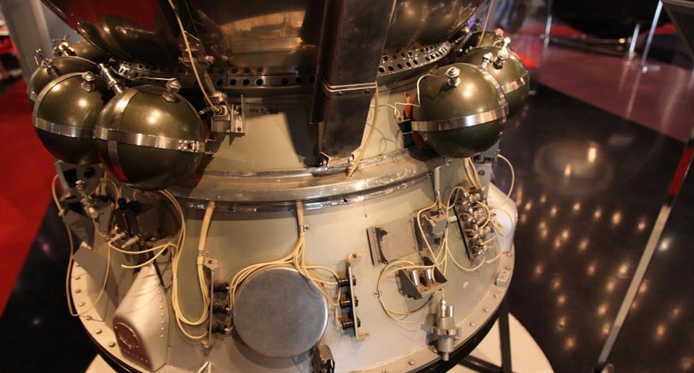 Vostok-1 Exterior