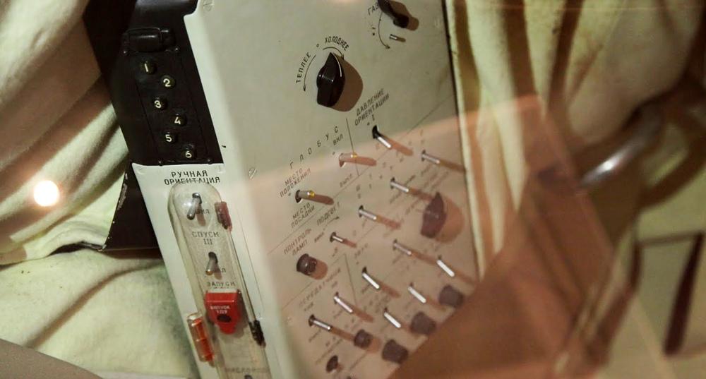 Vostok-1 Control Panel