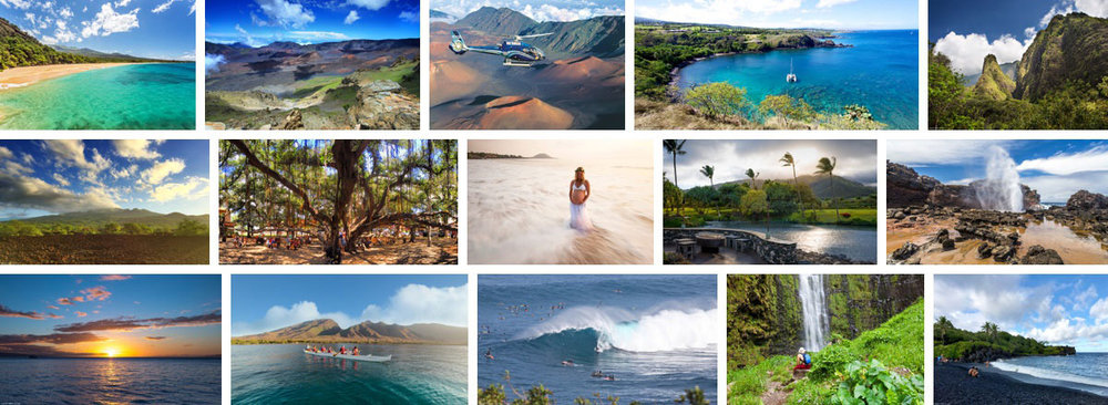 Maui photography opportunities