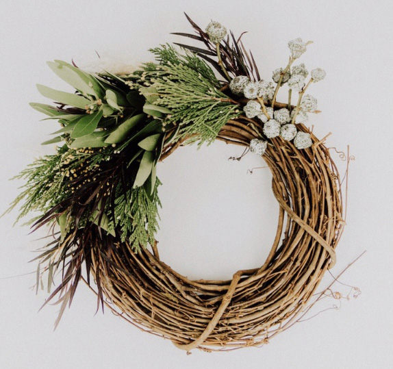 Let's make wreaths!! There are so many ways to make a stylish, unique wreath that will hang all winter long! These dry well, and can last for many many months. We will use various textures, wreath backs, and fun accents to make wreaths. These can be a gift for yourself, or a loved one.  Wreath Classes: Saturday November 17th and Sunday November 18th 12pm-1:30 $60 per student  Sunday December 9th 1:30pm-3pm $60 per student  Sunday December 16th 1:30pm-3pm $60 per student  sign up in store at Artillery AG 2751 Mission St. or text 415-407-8773