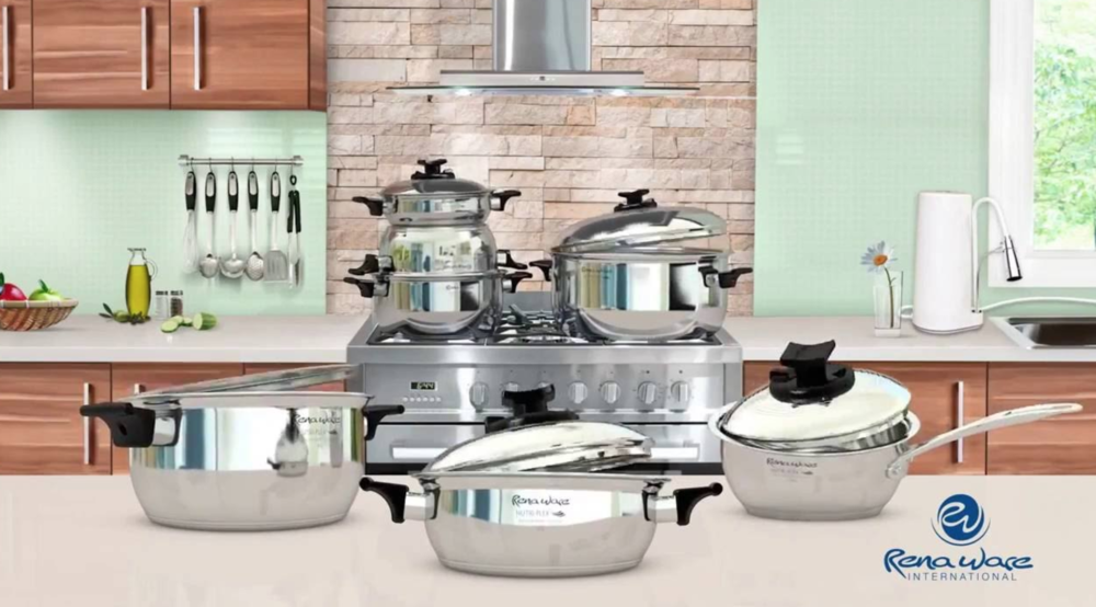 Rena-Ware asked the PCS design team to refresh their entire line of cook pots and kitchen tools.