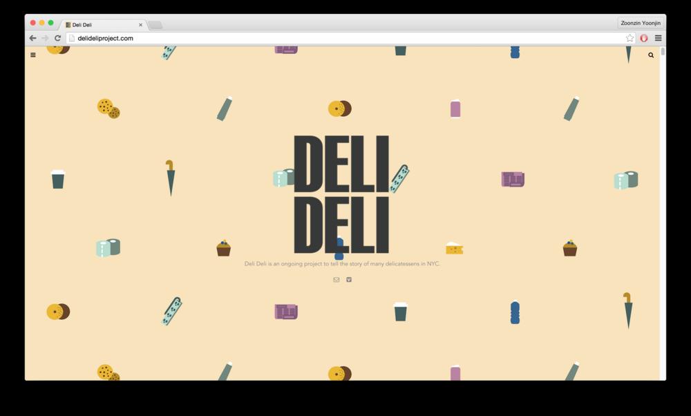 Deli Deli blog