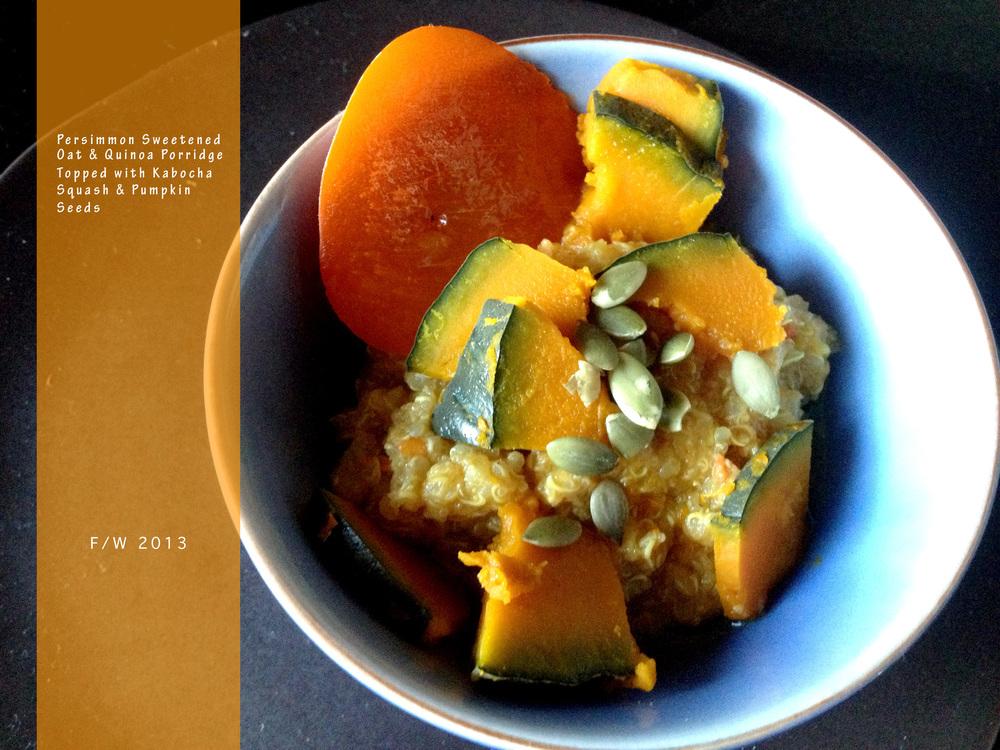 Kabocha Porridge