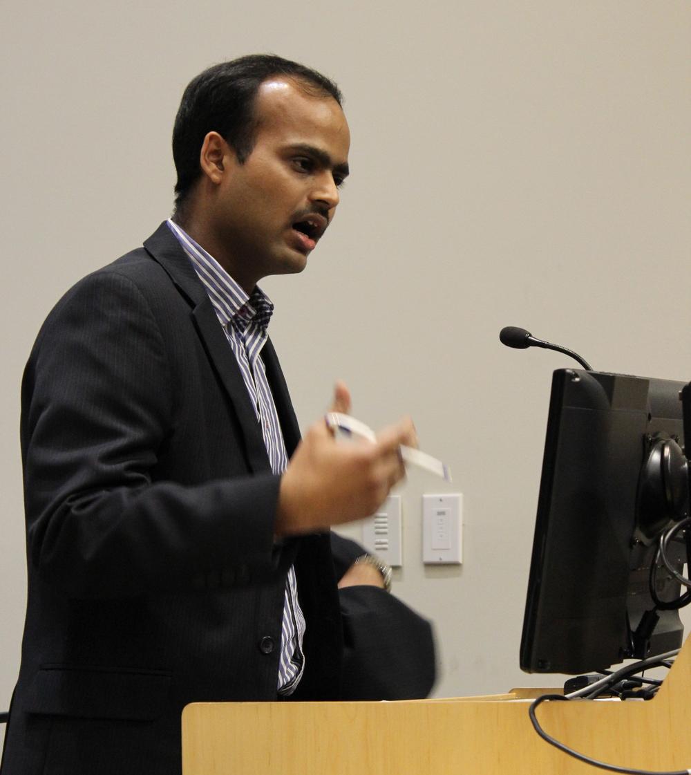 Gautam Chopra, Graduate Student