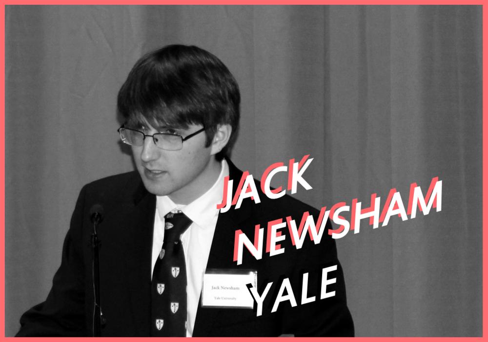 jack newsham
