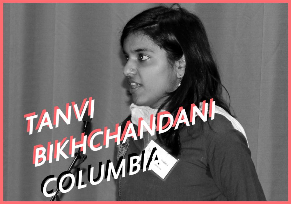 tanvi bikhchandani