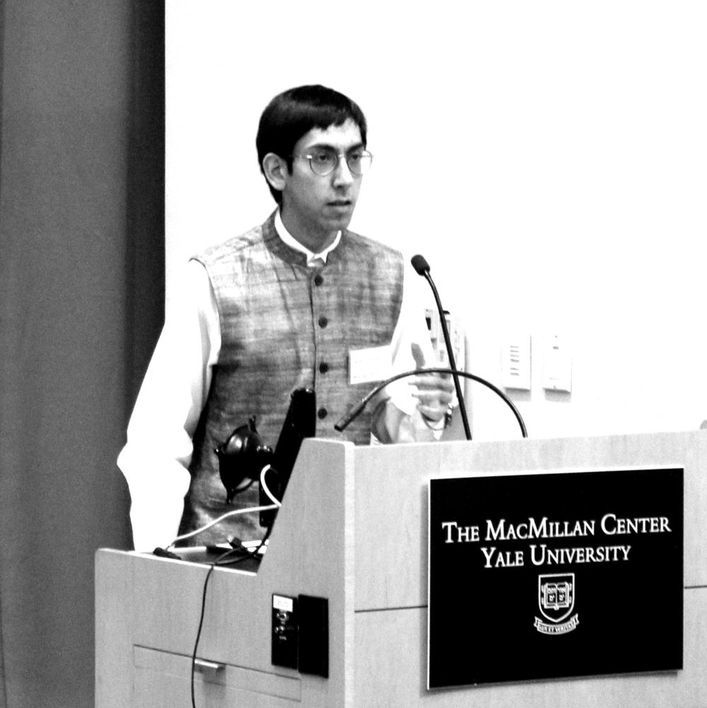 Rishi Mirchandani, Yale