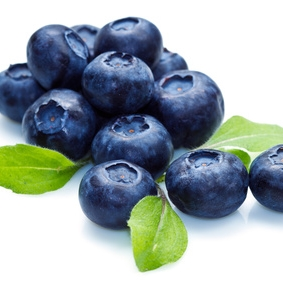 Antioxidants like the ones in berries help the body cope with the physical effects of stress