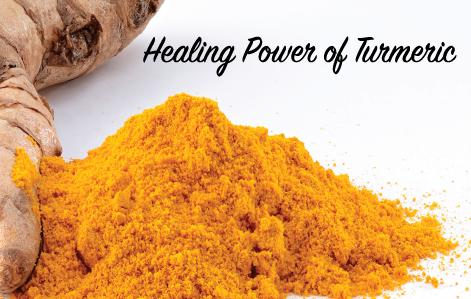 Healing Power of Turmeric Workshop @ Nanaimo