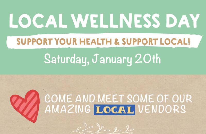 Local Wellness Day @ Nanaimo