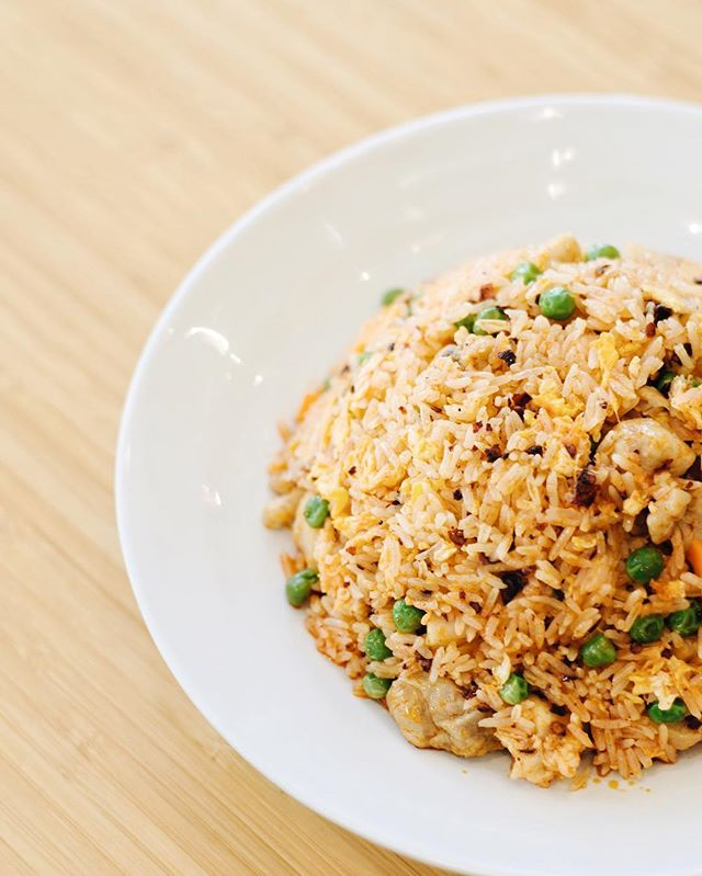 Think you can handle spicy food? Our Numbing Fried Rice will take your tolerance to its limits! Come try it today! 🌶 . . . #delicious #yummy #tasty #instafood #foodstagram #newmenu #upgrades #chinesefood #goodeats #laeats #ucla #westwood #phaat #treatyoself #realfood #nomnom #eeeeeats #koalatcafe