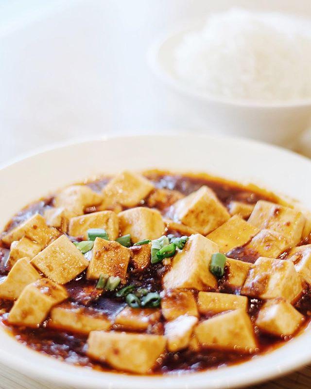 Oh snap, is that Koala T's Mapo Tofu? Sign me up! . . . #delicious #yummy #tasty #instafood #foodstagram #newmenu #upgrades #chinesefood #goodeats #laeats #ucla #westwood #phaat #treatyoself #realfood #nomnom #eeeeeats #koalatcafe