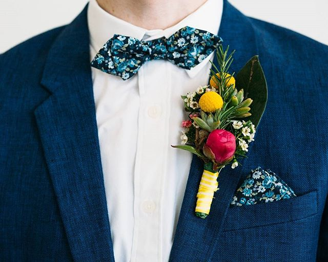Groom details on point👌