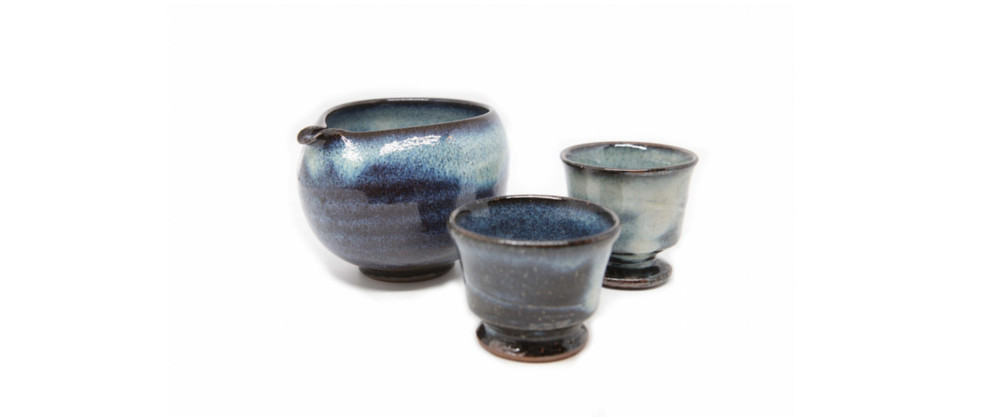 Sake Sets - Traditional Japanese Pottery