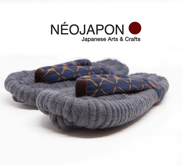 "Worlds best room shoes! #Japanese knitted ""zori"" on #neojapon http://goo.gl/4TSMdQ #japan #artsandcrafts"