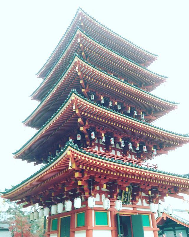 #beautiful #Japan! The pagoda of the Takahata Fudou #temple. neojapon.com #zen #neojapon
