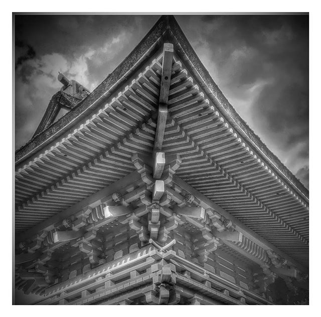 Dramatic view of a #shinto #shrine for the weekend. neojapon.com #japan #neojapon #instafollow #instagood