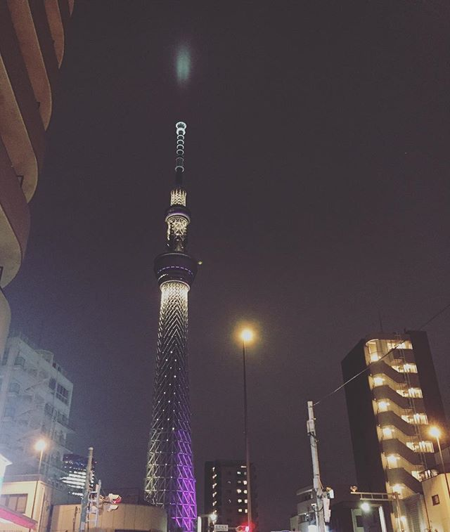Sky tree neojapon.com #japan #tokyo #skytree #neojapon #scenery