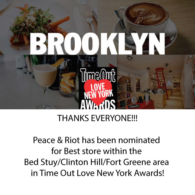 Place your vote at timeout.com/newyork/votelocal