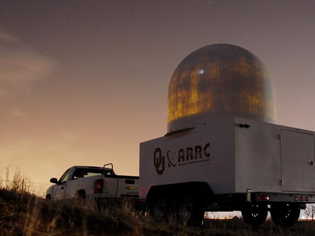 PX-1000 Transportable Radar