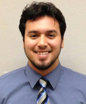 Daniel Velazquez  Senior studying Civil Engineering